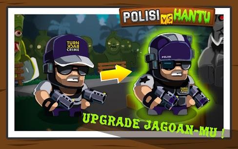 Polisi vs Hantu Pocong, Genderuwo, Tuyul – Defense 1.5 5