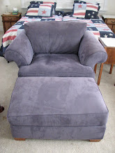 Photo: Matching Chair & Ottoman Matches Queen Sofa Bed