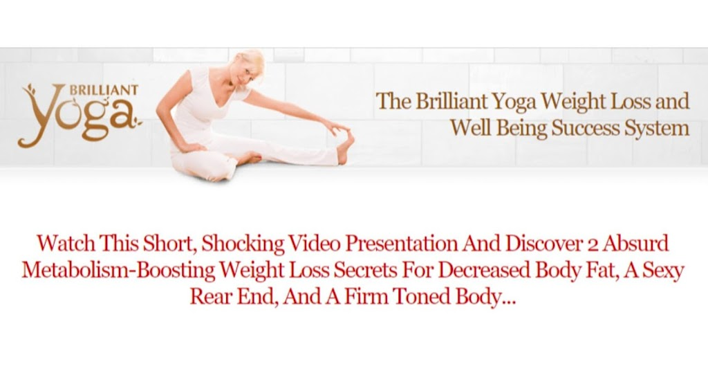 Brilliant Yoga Weight Loss & Well Being Success System - Yoga Mats Online Shop