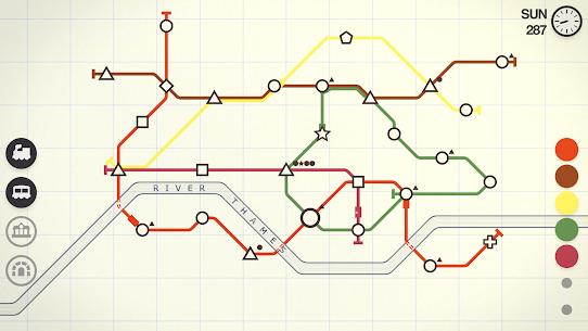 Mini Metro MOD (Unlocked) 2