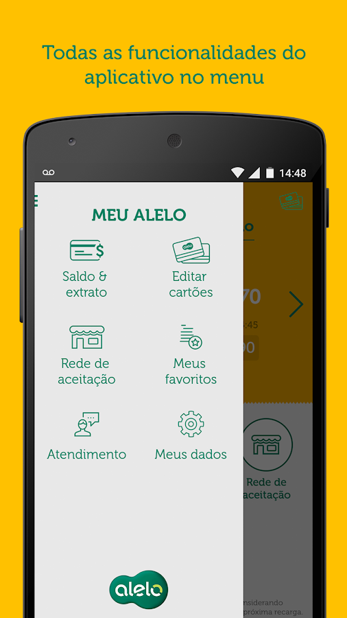 Meu Alelo- screenshot