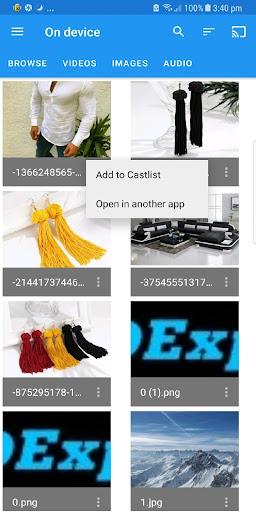 CastItAll Premium screenshots 3