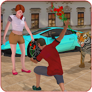 Virtual Girlfriend Billionaire Love Story APK baixar
