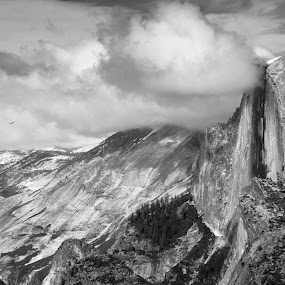 Half Dome by Johnny Wragg - Uncategorized All Uncategorized