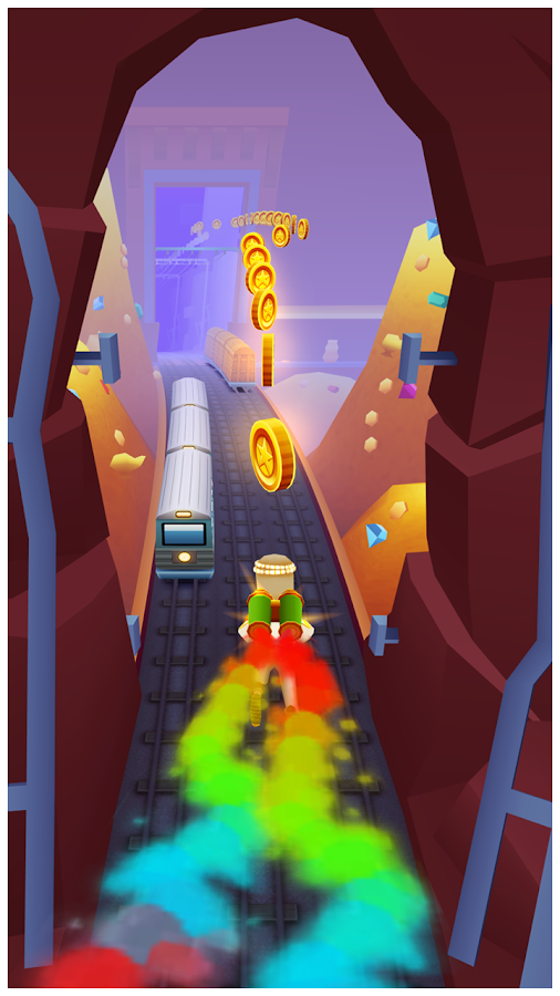 Subway Surfers - screenshot