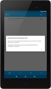 eQuake - Earthquake Alerts screenshot 8