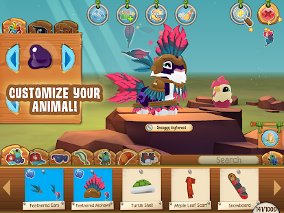 Animal Jam - Play Wild!- screenshot thumbnail