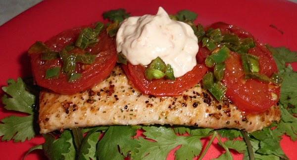 Mexican Thai Salmon Recipe