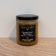 Rosewood Creamed Honey