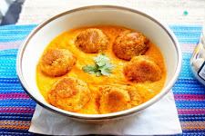 Shahi Kofta Curry