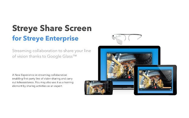 Streye Share Screen