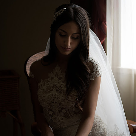 Wedding photographer Elizaveta Duraeva (lizzokd). Photo of 24.12.2017