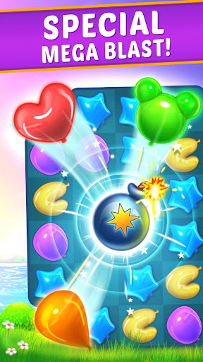Balloon Paradise - Free Match 3 Puzzle Game 4.0.3 screenshots 2