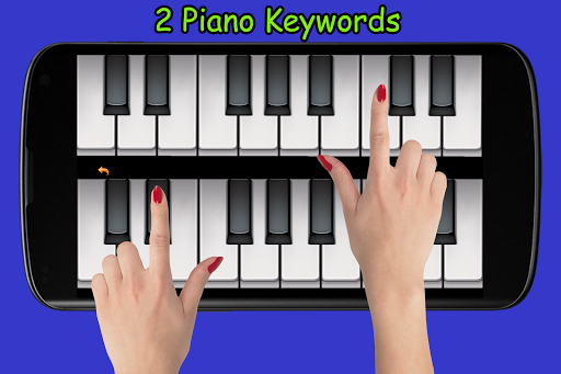 Blue Drum - Piano 1.3 screenshots 16