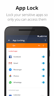 Avast Mobile Security & Antivirus– miniatura da captura de ecrã