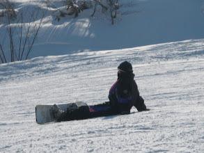 Photo: こけてなんぼのスノーボード