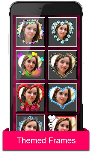 Love Photo Frame-valentine day screenshots 3