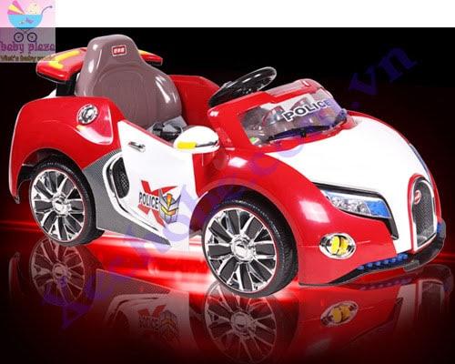xe hơi điện cho bé SX1118 3