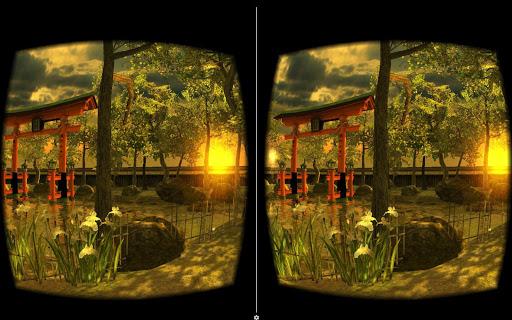 VR Zen Garden - Cardboard
