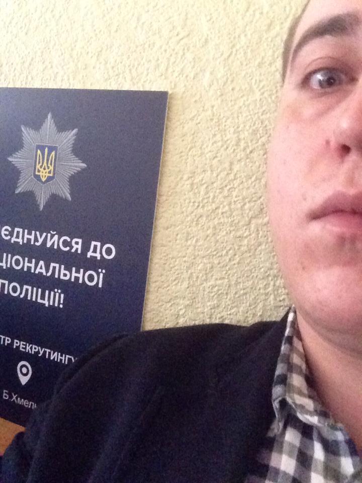 Голова атестаційної комісії Роман Сініцин. Фото: FB