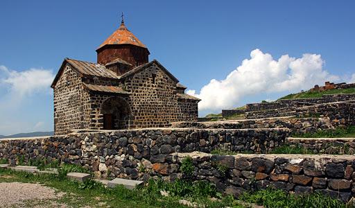monastere armenie