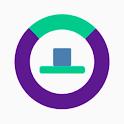 Circle Jump Up 3D icon