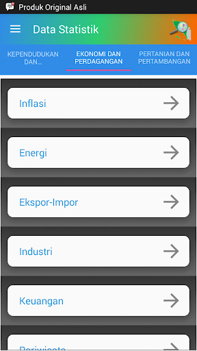 Aceh Mobile Statistic 1.0 screenshots 5