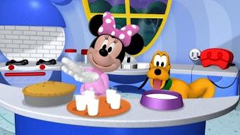 Minnie's Pajama Party