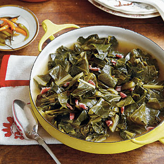 Old-Fashioned Collard Greens.