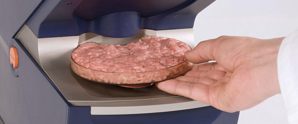 Проверка мяса с помощью MeatScan