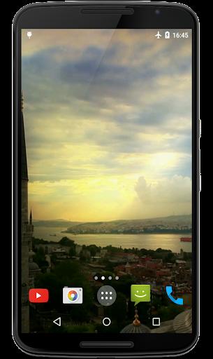 Bosphorus Video Live Wallpaper