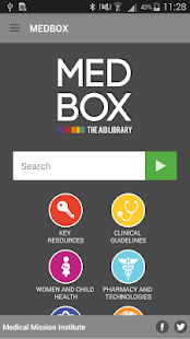MEDBOX - The Aid Library- screenshot thumbnail