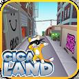 Cica Land : Cat Blast Game icon
