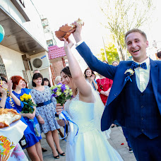 Wedding photographer Darya Khripkova (myplanet5100). Photo of 03.05.2018