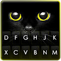 Black Cat Keyboard Theme icon