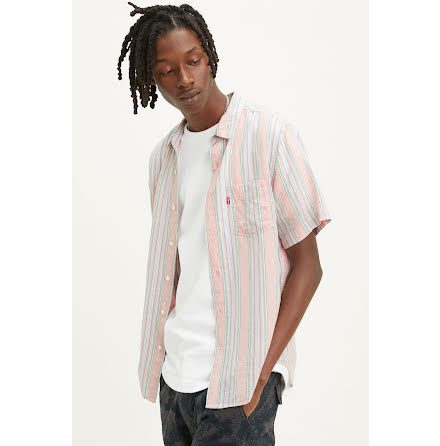 Levi's Sunset one pocket standard shirt aiden farallon
