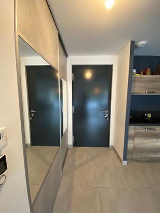 Vente appartement 2 pièces 42,96 m2