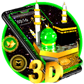3D Makka Madina Launcher Theme?? Android APK Download Free By Themes Of The World