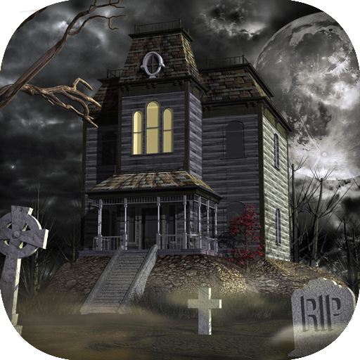 Escape Game-Halloween Cemetery 解謎 App LOGO-APP開箱王