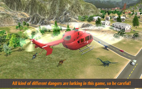 Helicopter Hill Rescue 2017 Screenshot