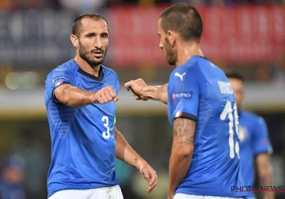 """Bonucci n'a pas oublié: """"C'est une blessure qui restera"""""""