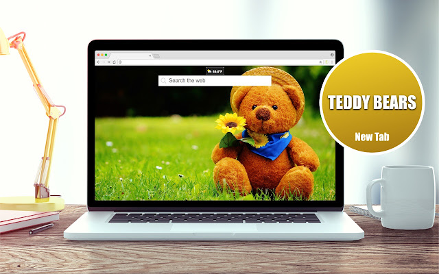 Teddy Bears Wallpapers New Tab Theme