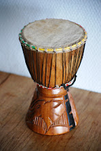 Photo: Winning Shell Number: 827  5. A drum made in Senegal