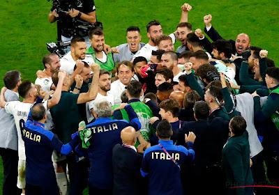🎥 Explosie aan vreugde in Rome na bereiken finale EK