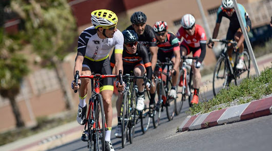 La Avenida del Mediterráneo acoge el IV Critérium Ciclista
