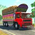 India Cargo Truck Drive Simulator icon