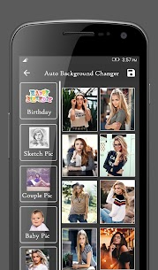 Auto Background Changer 1.1 APK with Mod + Data 1