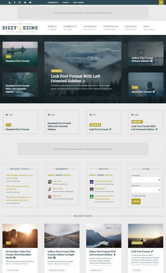 Best WordPress Themes for top Earning