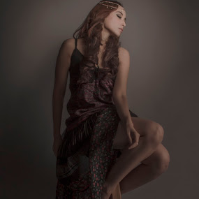 by Yreff Lesmana - People Portraits of Women