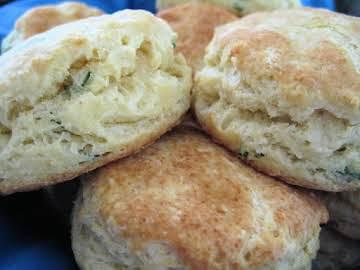Julia Child's Herb Biscuits